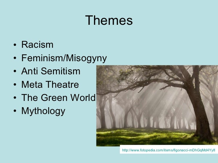 shakespeares hamlet as a misogynist This site delves into hamlet and explores shakespeare's motives for feminism in hamlet search this site home this builds on the misogyny of the.