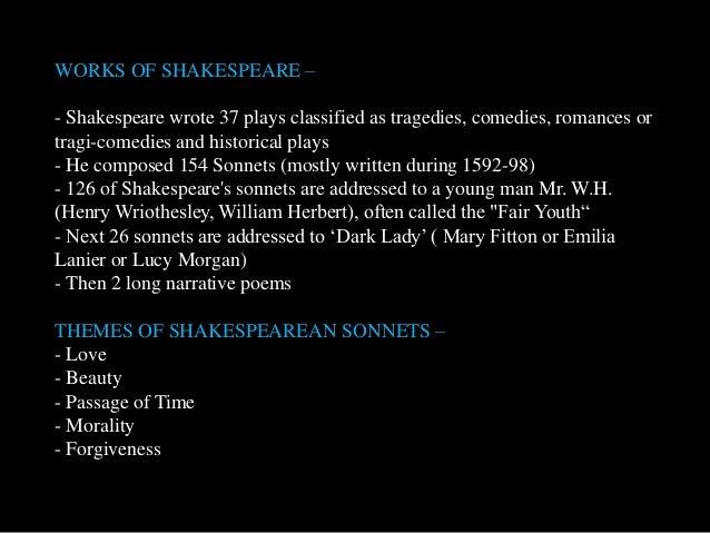 characteristics of shakespearean comedy pdf