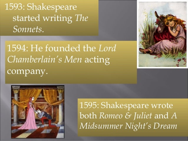 a brief biography of shakespeare William shakespeare is arguably the most famous writer of the english language, known for both his plays and sonnets though much about his life re.