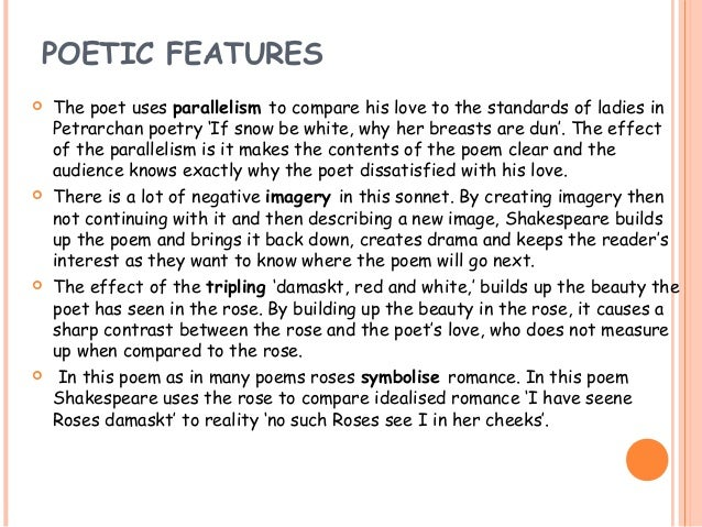 shakespeare sonnets 18 and 130 essay