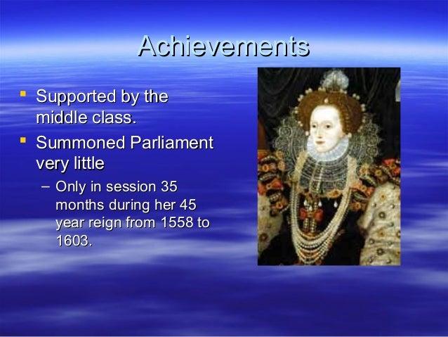Achievements of william shakespeare