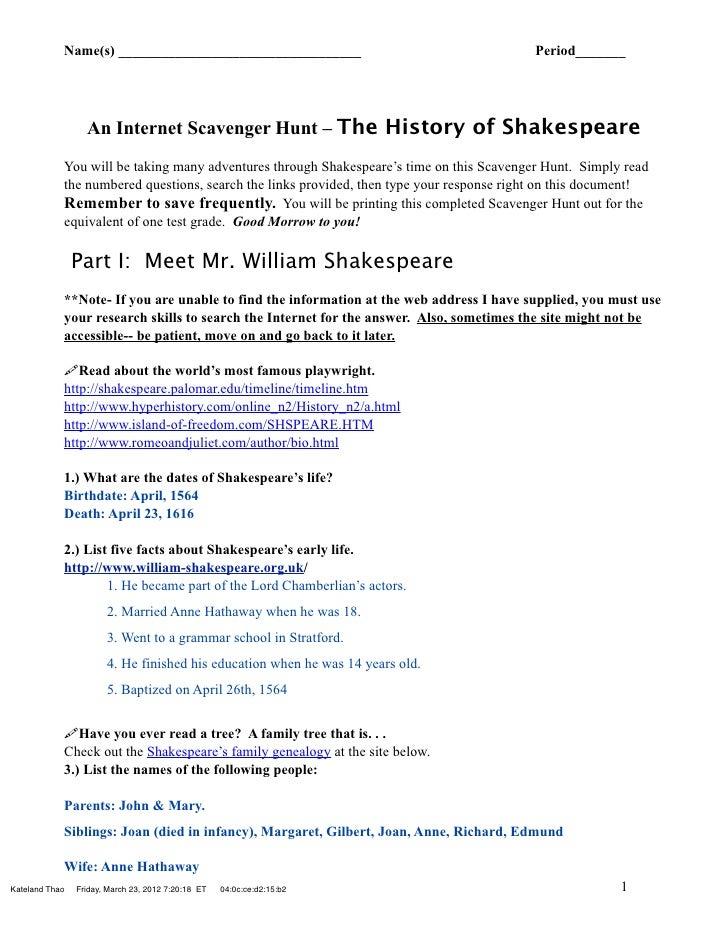 Shakespeare internet hunt_57_