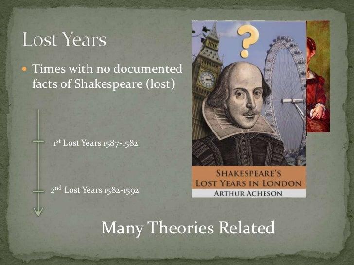 Shakespeare ppt Slide 3