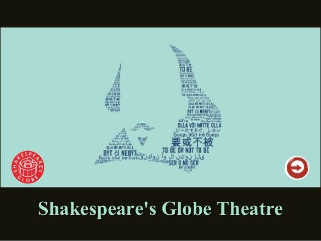 Shakespeare's Globe TheatreShakespeare's Globe Theatre
