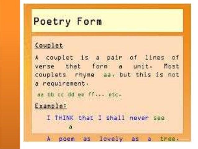 She couplet