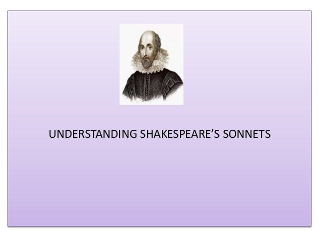 an overview of the impacts of shakespeares sonnet and the psychological insights