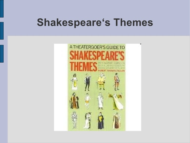 Shakespeare's Themes