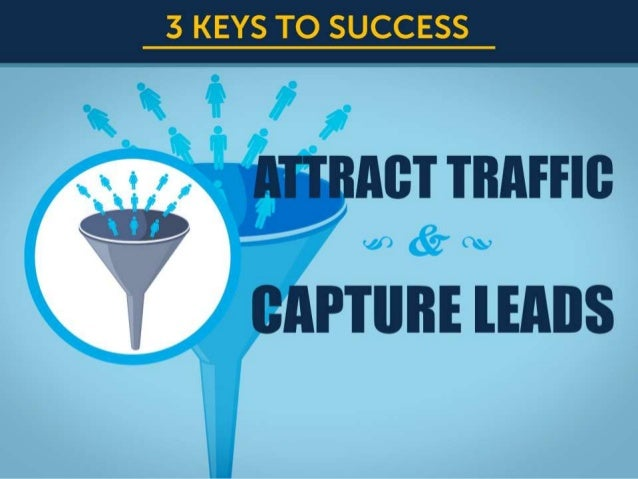 1How it Works 101 Attract Traffic & Capture Leads