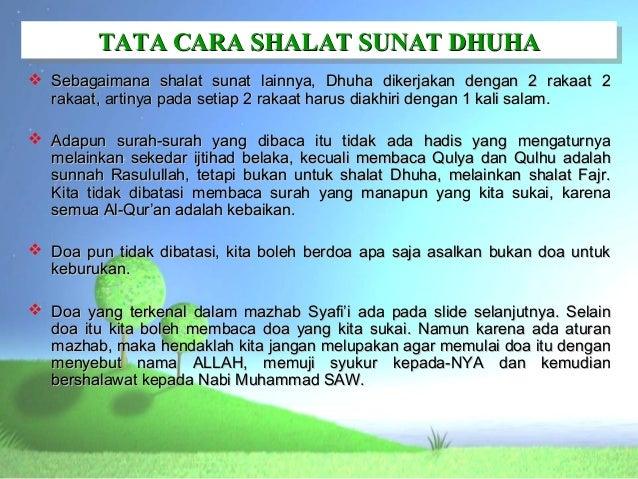 Shalat Dhuha