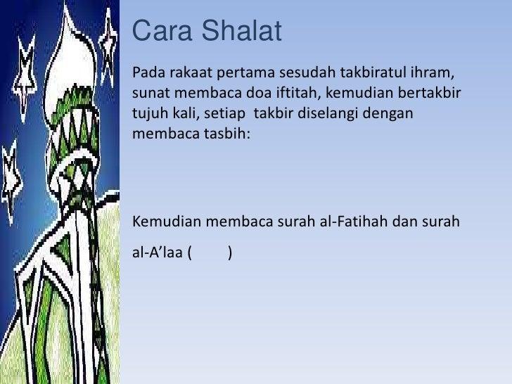 Shalat Tasbih
