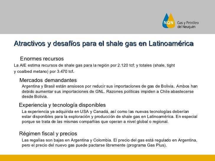 chile shale gas Chilean energy executives interested in pennsylvania's marcellus shale natural gas are in the middle of a three-day trade visit to the state the tour.