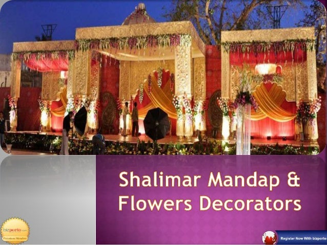 Mandap flowers decorators in pune shalimar decorators shalimar mandap flowers decorators are engaged in offering event decoration services wedding ceremony decoration junglespirit Choice Image