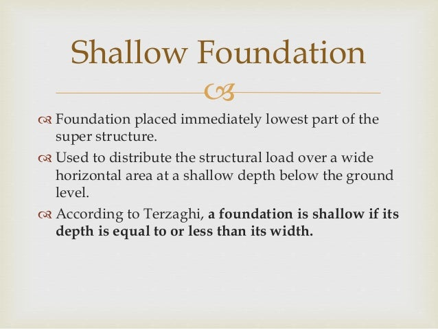 Mat Foundation Ppt Raft Foundations Mat Foundation Ppt