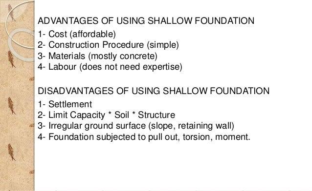 Shallowfoundations