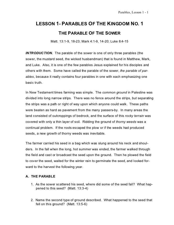Shalom new testament year 1 2011, session 4