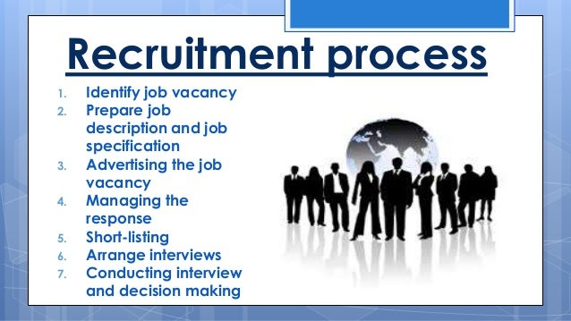 the process and mistakes of recruitment The 5 clumsy mistakes most recruiters make here are a couple of other tips that should make the entire recruitment process more effective.