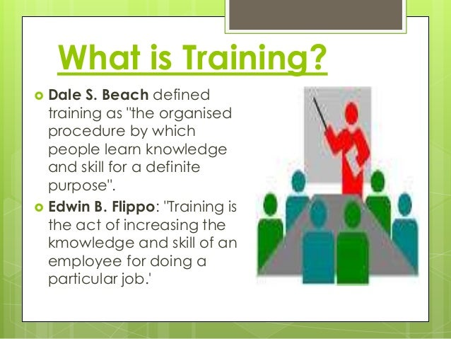 importance of ojt Learn more about the importance of employee training.