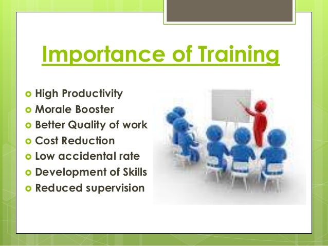 The Importance of Training & Development in the Workplace