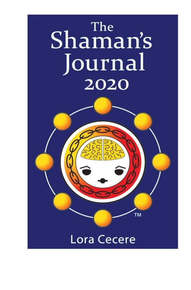 Shaman's Journal 2020