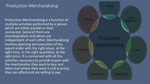 Garments Merchandising: Online library for merchandisers