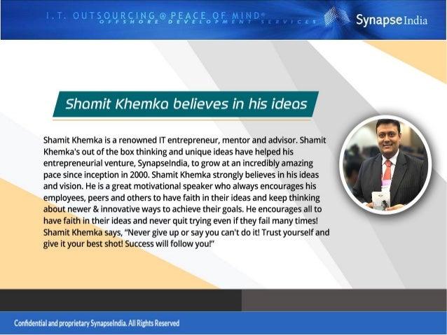 Follow Shamit Khemka On: https://uk.linkedin.com/in/shamitkhemka https://www.instagram.com/shamitkhemka/ https://shamit-kh...