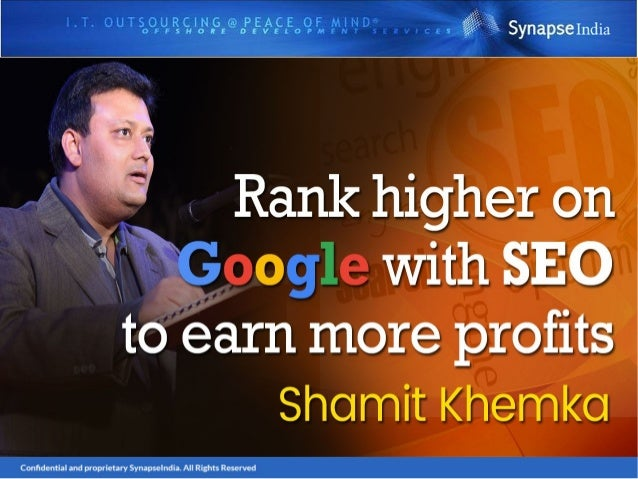 Follow Shamit Khemka On: https://twitter.com/shamit_khemka http://www.shamitkhemka.com/ https://shamitkhemkaentrepreneur.w...