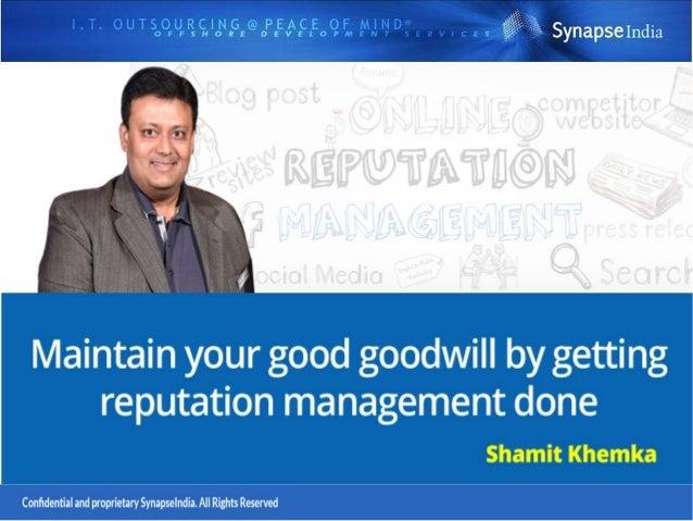 Follow Shamit Khemka On: http://www.shamitkhemka.com/ https://medium.com/@shamit_khemka https://twitter.com/shamit_khemka ...