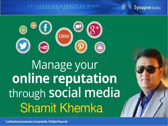 Follow Shamit Khemka On: https://twitter.com/synapseindiaman https://medium.com/@shamit_khemka http://synapseindia-managem...
