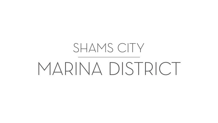 SHAMS CITYMARINA DISTRICT