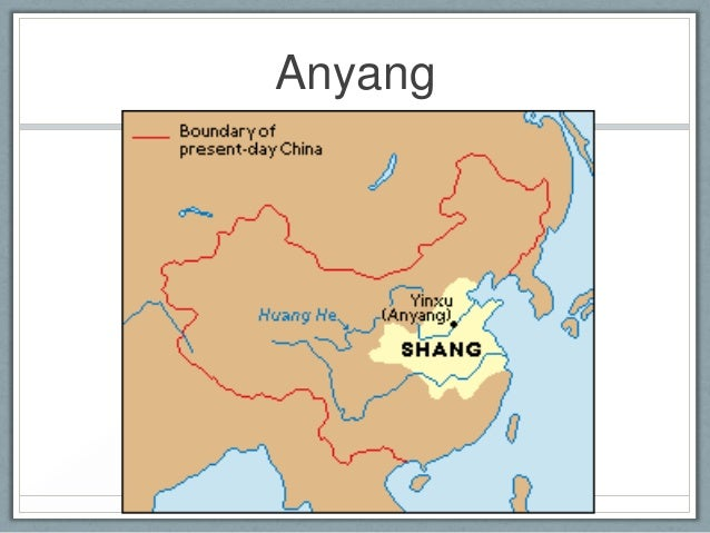 Shang Dynasty PPT