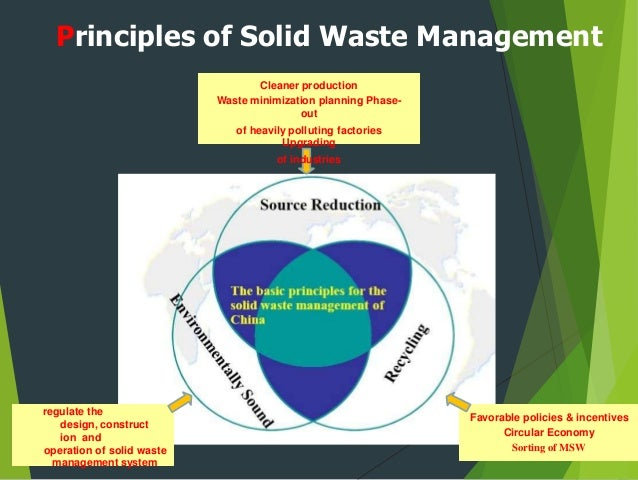 efficiency of municipal solid waste collection essay Municipal solid waste management is a very important public service which   efficient measures where needed by the authorities to improve collection and.