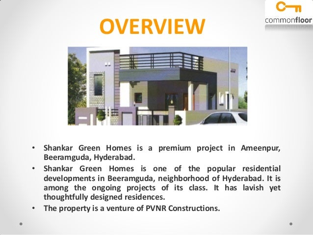 Green homes project hyderabad