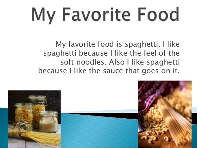 lauren s favorite things my favorite food