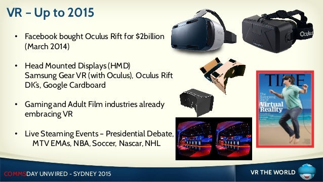 fc057ef0a1a The Virtual Reality Revolution  Impact on the Network