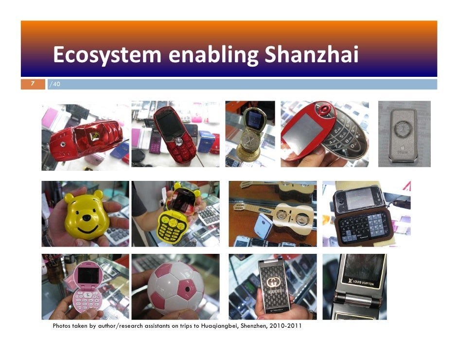 "shanzhai bandit mobile phone companies Pdf | on jun 6, 2013, olu olu and others published shanzai (""bandit"")  mobile phone companies: the guerilla warfare of product."