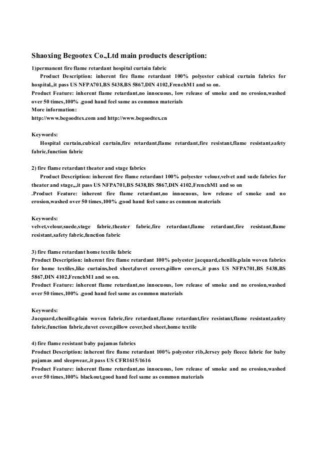 Shaoxing begoodtex co.,ltd introduction Slide 2