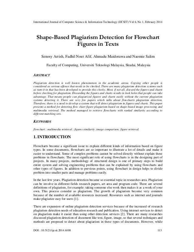 International Journal of Computer Science & Information Technology (IJCSIT) Vol 6, No 1, February 2014 DOI : 10.5121/ijcsi...