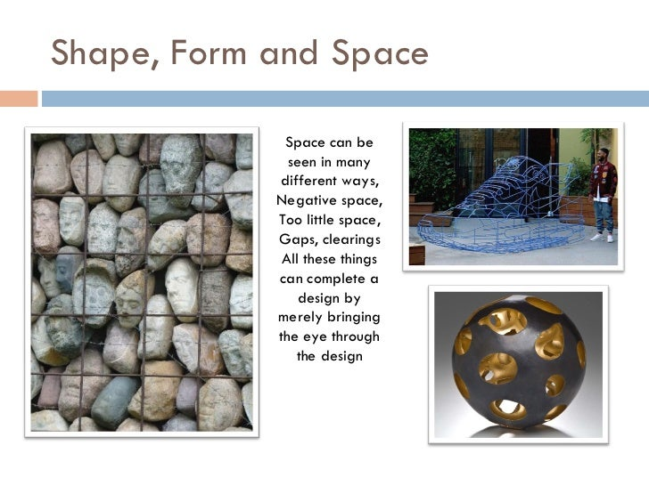 Shape form space for Definition of form and space in architecture
