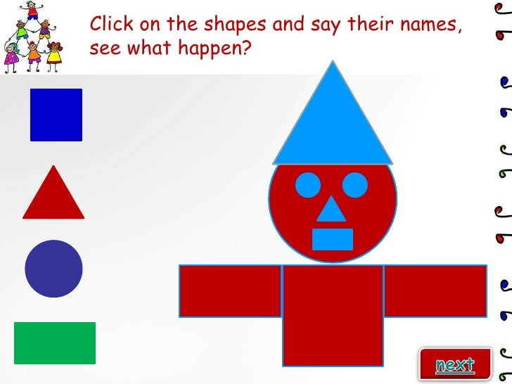 Learn Shapes For Pre Kindergarten