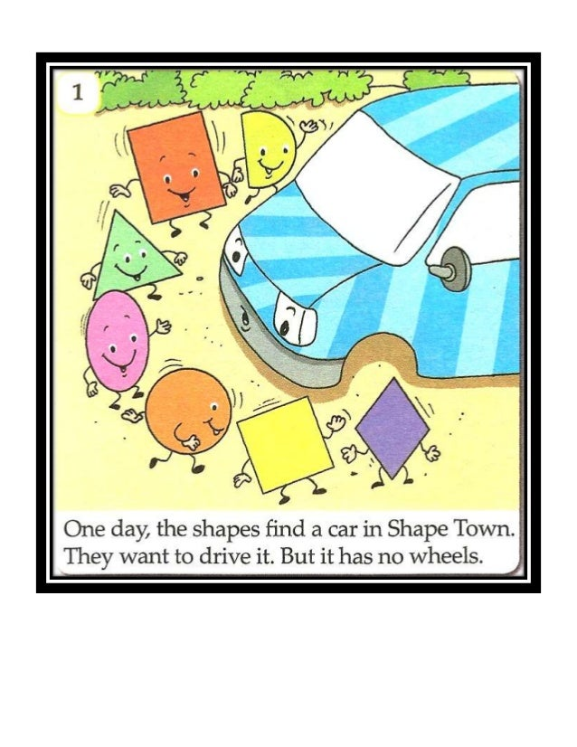 STORY OF SHAPES/