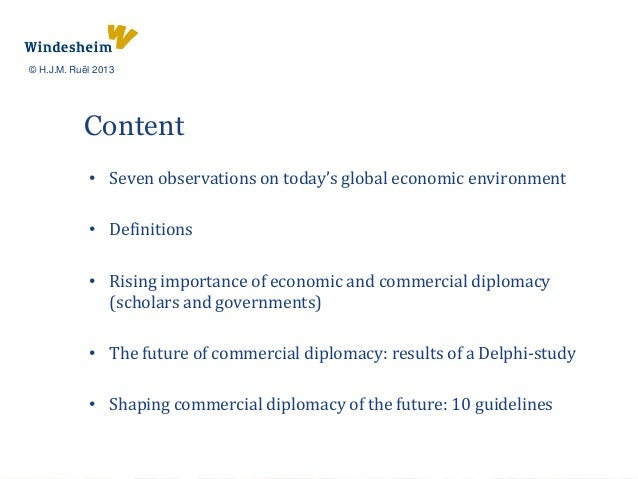 definition of diplomacy by scholars