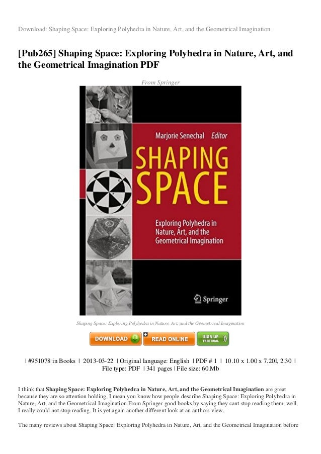 REVIEW Shaping space-exploring-polyhedra-in-nature-art-and-the-geomet…