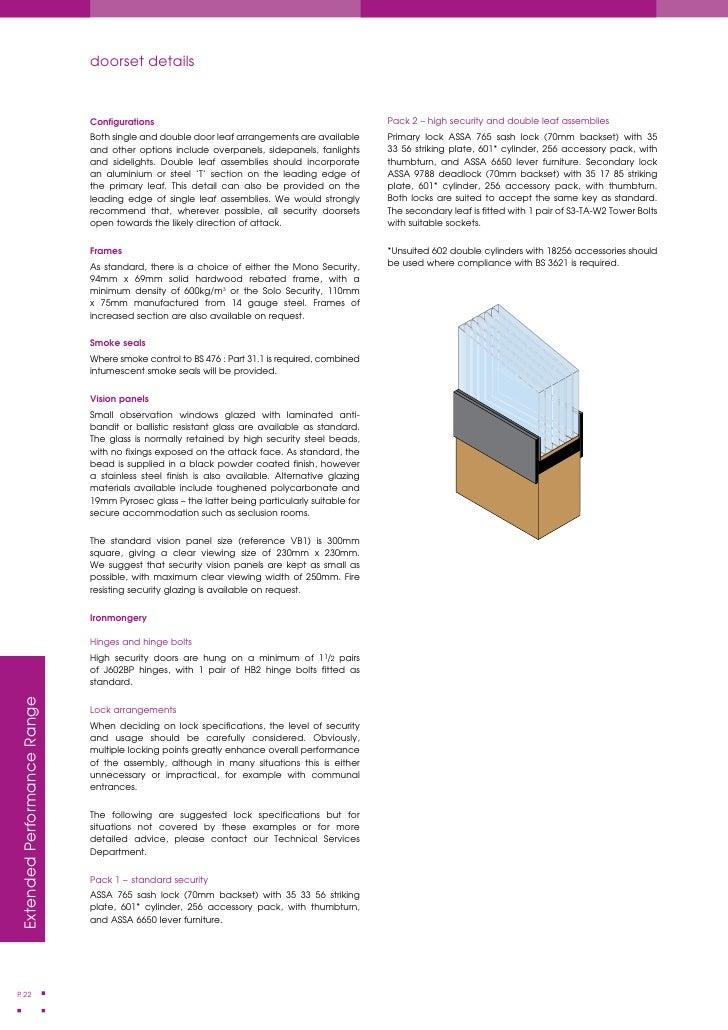 22. doorset ...  sc 1 st  SlideShare & Shapland doors