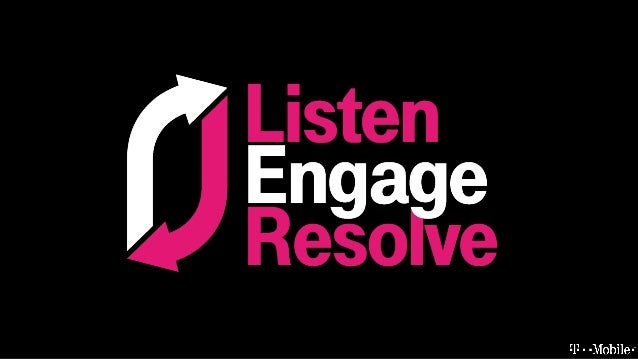 Delivering Un-carrier results in social support, presented by Michell…