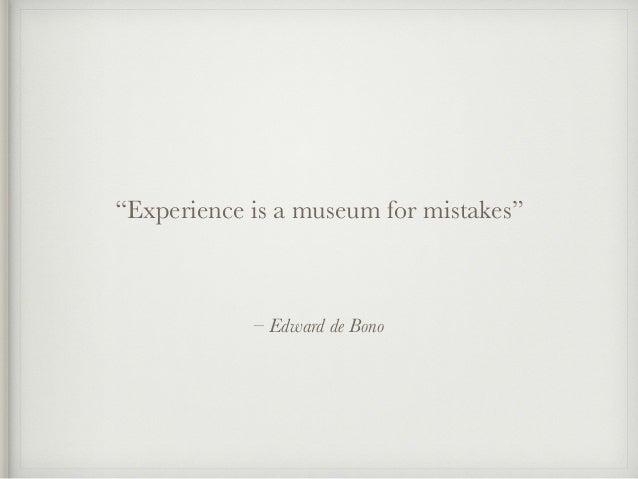 Extracting wisdom from stupidity