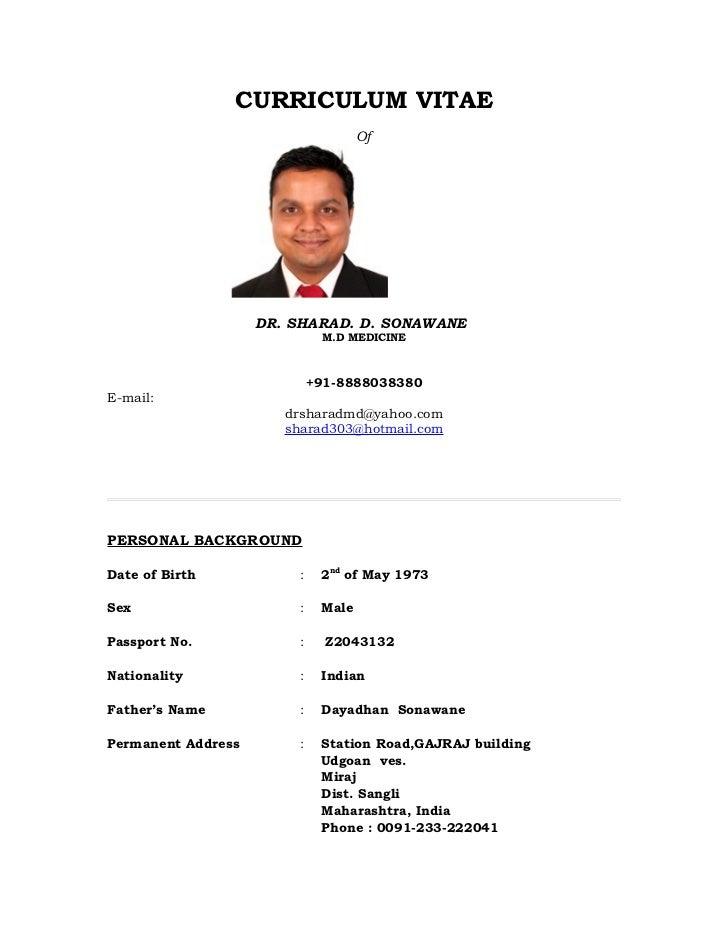 Doctor mbbs resume sample resume letter resume cover letter sample physician cv cover chronological resume template microsoft word mbbs yelopaper Images