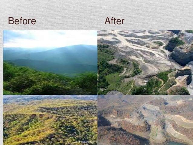 Berkeley pit environmental effects of coal mining