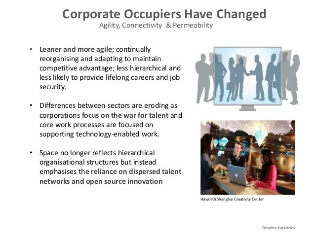 Despina kastikakis - The Value of the Social Workplace Slide 2