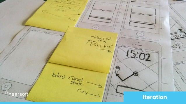 Rapid PrototypingIteration