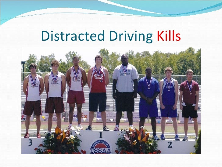 distracted driving kills essay 10 pragmatic reasons that will make you stop texting and driving  a vehicle  caused someone to suffer a life-altering injury or be killed 4.